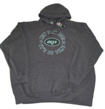 NWT New York Jets Team NFL Team Apparel Long Sleeve Sweatshirt Est 1960 ... - $26.09