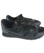 Nike Air Pegasus Maßgefertigt Nikeid Schuhe Schwarz auf Größe 13 708073-991 - $38.41