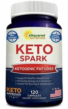 Keto Spark - Supplement for Weight Loss (120 Capsules) - Pills Approved ... - $47.01