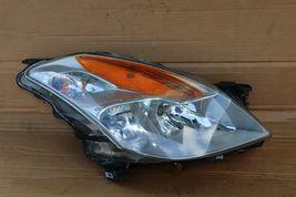 08-09 Nissan Altima 3.5 Coupe Xenon Headlight Head Light Lamps Set L&R POLISHED image 6