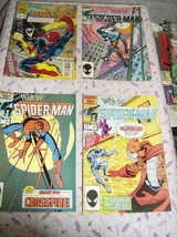 6-MARVEL Comics -WEB Of SPIDERMAN-#10-11-14-19-95-98 - $19.80