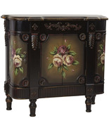 French Vintage Style Floor Cabinet, Nearly Natural - $370.06