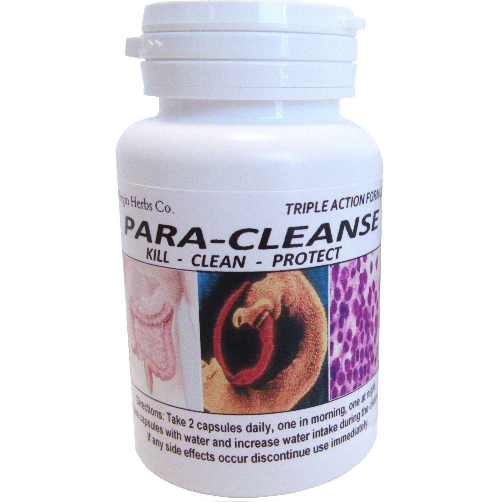 All Natural Parasite Cleanse DETOX Colon Blood Yeast Killer Pills 1,700+ SOLD!!!