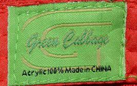 Green Cabbage Premium Headwear St Louis Cardinals Camo Snapback Cap image 6