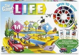 Hasbro E4304000 The Game of Life Board game - BRAND NEW - $23.99