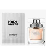 KARL LAGERFELD Eau de Parfum 1.5 oz / 45 ml for Women NIB sealed - $33.33