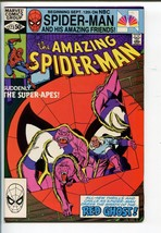 Amazing SPIDER-MAN #223 1981-MARVEL-RED GHOST-vf/nm - $27.32