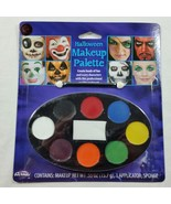 Halloween Makeup Palette 8 Colors Costume Grease Theatre Special Effects... - $4.99