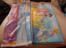 Disney Princess party supplies - 2 plastic tablecloths, - $7.50