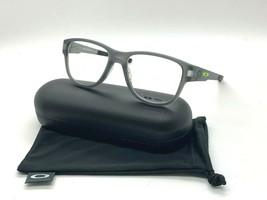 Oakley Splinter 2 Ox 8094-0553 Satin Grey Smoke 53-18-137MM Eyeglasses Frame - $77.57