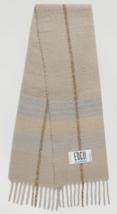 EDGII Milk Tea Gray Cotton Candy Woolen Scarf - $39.99