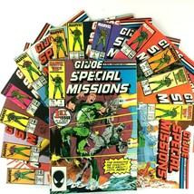 GI Joe Special Missions 13 Issue Comic Book Lot Run 1-13 Marvel VF NM Sh... - $29.65