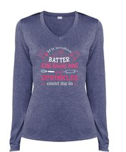 If It Involves Batter Icing Baking Pans And Sprinkles Count Me In T Shirt, Job T - $29.99+