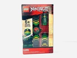 Lego Ninjago Lloyd 8021421 Interchangeable 24 Pcs Buildable Watch - $37.61