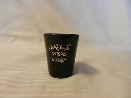 Jack Daniels Whiskey Black Shot Glass - $11.13