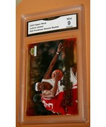 200 UPPER DECK Lebron James FrEsHmAn SeAsOn RooKiE! GMA MT 9! COLLECTIBLE! - $29.92