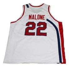Moses Malone #22 Utah Stars New Men Basketball Jersey White Any Size image 5
