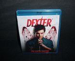 Dexter The Sixth Season TV Blu-Ray 3 Discs