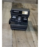 Polaroid One Step Close Up Instant 600 Film Camera Works Tested - $18.70