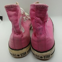 Converse All Star pink high top sneakers 5 - $25.00