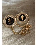 Angel  Pacifier and Clip - $35.00+