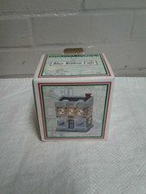 Home Town America Collection Blue Ribbon Cafe Christmas Village Box 1993 - $8.46
