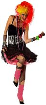 80s Party Girl Costumes - $49.00
