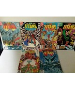 TEEN TITANS - #28, 29, 30 - 2ND APPEARANCE TERRA - PEREZ/ WOLFMAN  FREE ... - $18.70