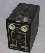 "NEAT Vintage 5"" Target BROWNIE SIX-16 Kodak CAMERA - $37.55"