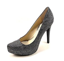 Jessica Simpson Parisah 4 Pewter Multi High Heel Platform Dressy Pumps - $88.00