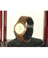 Pre-Owned Men's Vintage Mathey Tissot Gold Tone... - $38.61