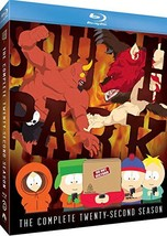 South Park: The Complete Twenty-Second Season [Blu-ray)