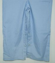 Ellie O Gingham Full Lined Cotton Polyester Blend Longall Size 3 Color Blue image 4