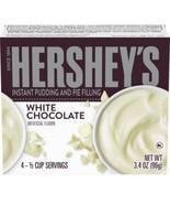 Hershey's White Chocolate Instant Pudding - $5.99