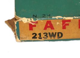 NEW FAFNIR 213WDN RADIAL BALL BEARING image 2
