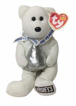 "TY Beanie Baby HUGSY Hershey Bear 8.5"" Walgreen's Displayed With Tags - $11.87"