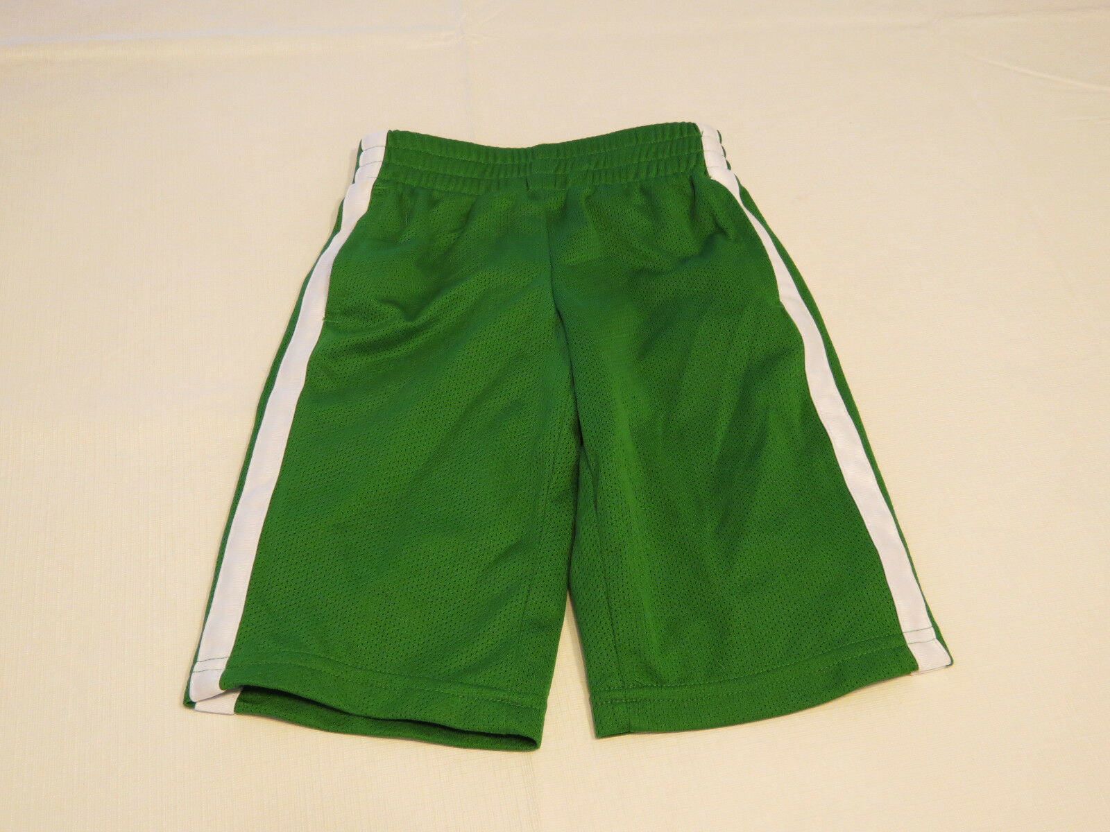 Primary image for The Children's Place active pants 6-9 M baby boys NWT green white Athletics Dept