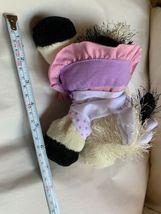 WEBKINZ COW - HM 003 - Used W No Tag Nice Clean Animal Toy Doll ganz image 12