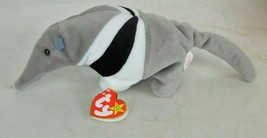 Original TY Beanie Baby ANTS the Ant Eater 1997 - $28.49