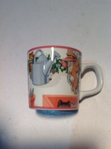 "Tiffany & Co. 1992 Tiffany Playground Cup 3X3"" Made Japan - $19.80"