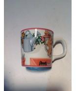 "Tiffany & Co. 1992 Tiffany Playground Cup 3X3"" Made Japan - $19.80"