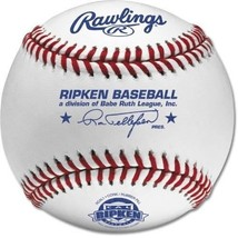 Rawlings Raised Seam Baseballs, Cal Ripken Competition Grade Baseballs, ... - $41.00