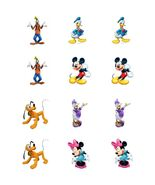 Mickey Mouse Clubhouse Edible Cupcake Images - Cupcake Toppers - $8.98+
