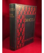 DRACULA Bram Stoker Constable edition - Bram Stoker signature. - $3,234.00