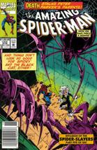 The Amazing Spider-Man #372 Newsstand (1963-1998) Marvel Comics - $6.79