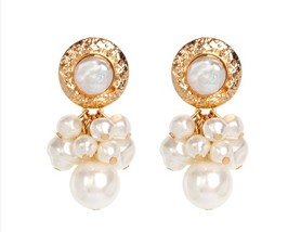 Mexico popular style  famous earrings Fashion shell Earrings for Women G... - $6.99