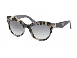 Prada Sunglasses PR23QS KAD3M1 53MM Opal Grey Women's Sunglasses Glasses - £338.83 GBP