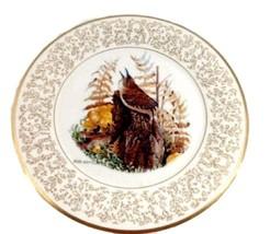 Gorham China House Wren Bird Plate, Don Whitlatch - $14.99