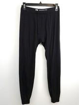 Alexander Wang x Uniqlo Men Black Activewear Pants M Heattech Extra Warm image 1