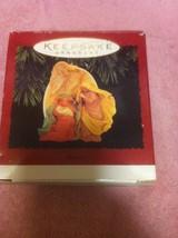 HALLMARK ORNAMENT--REJOICE--NATIVITY--RELIGIOUS--1995----FREE SHIP--NEW - $12.25